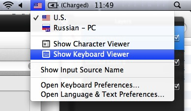 How to Install the Cyrillic Keyboard for Mac — LearnRussian Speak